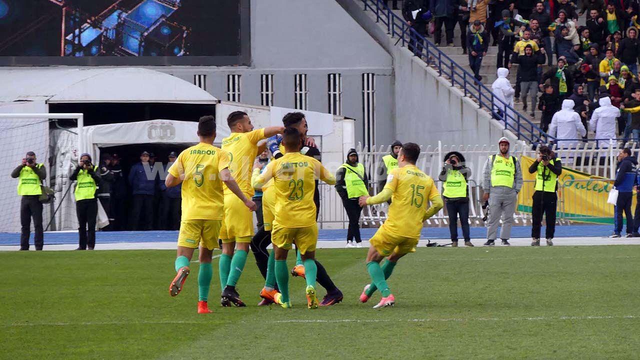 Ligue 1 Mobilis : Les résultats des matchs de la 3 éme ...