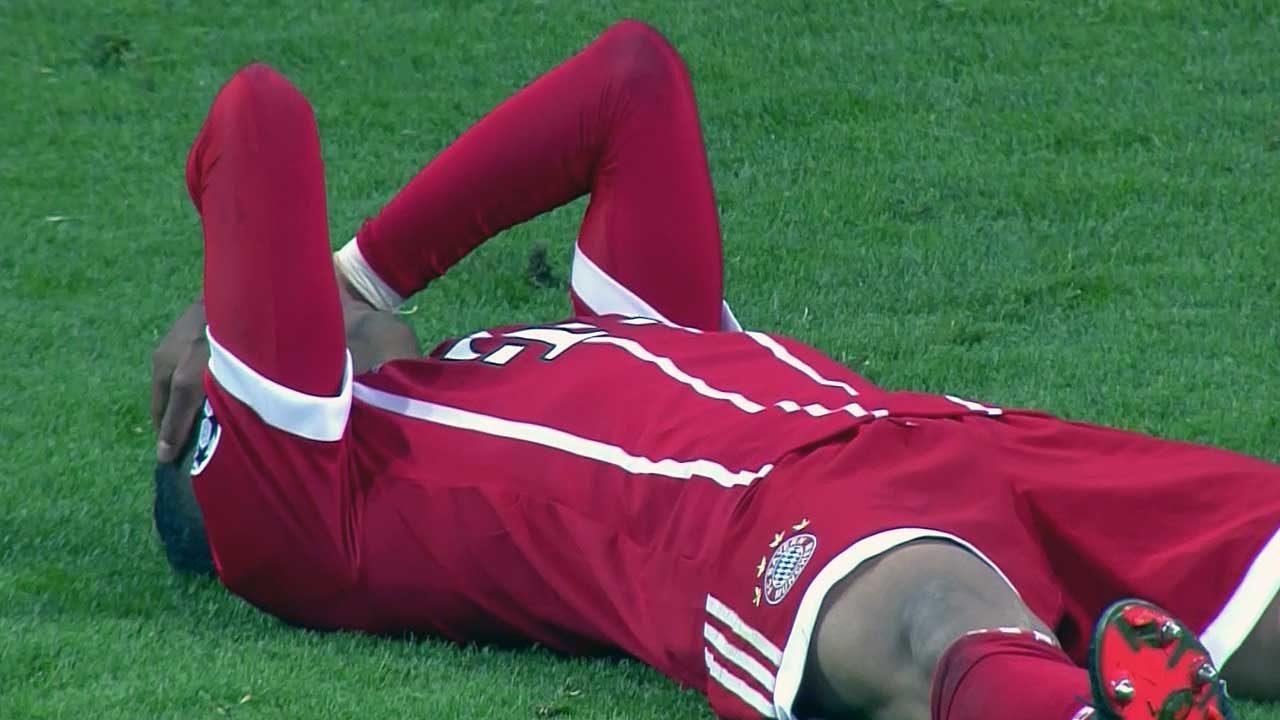 Bundesliga : Bayern Munich 2 – Hertha Berlin 2