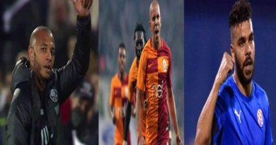 Brahimi – Feghouli – Soudani , les trois verts sacrés avec leurs clubs