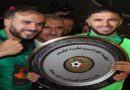 Ligue 1: le CS Constantine reçoit son bouclier de champion d'Algérie (vidéo)