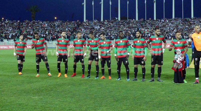 Football Algérie : L'année 2019 démarre par des incidents lors du match MCAlger – CR Village Moussa