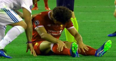 Real Madrid 3 – Liverpool 1 : Le cinéma et le jeu vicieux de Sergio Ramos ( vidéo)