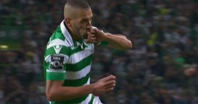 Le Sporting de Lisbonne souhaite récupérer Islam Slimani sous la forme d'un prêt