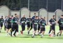 Equipe d'Algérie : HALLICHE FORFAIT, SOUDANI MENAGE