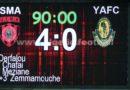 Coupe de la CAF : USMAlger 4-Young Africans 0 , les images et les réactions du match