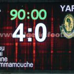 USMAlger 4 _Young Africans 0