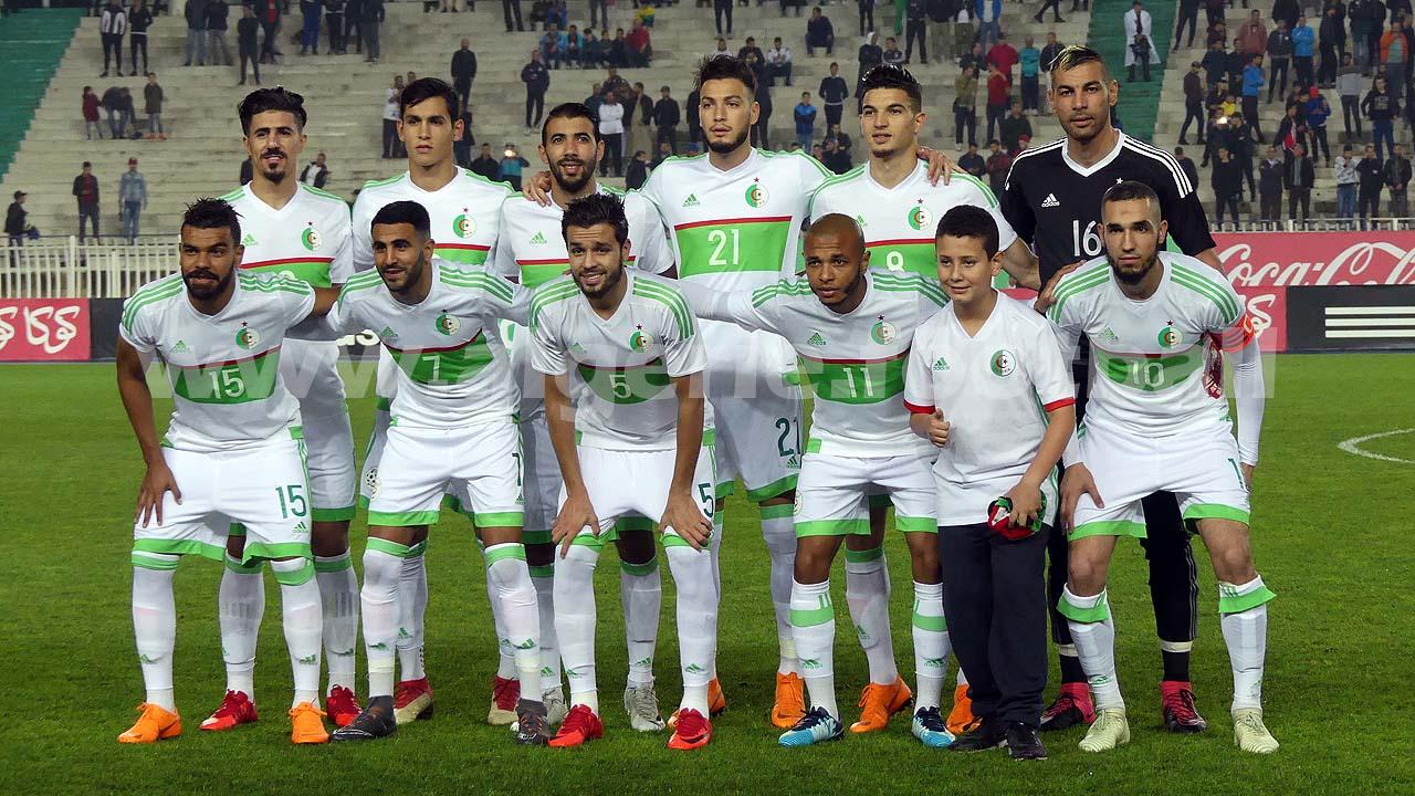Equipe D Algerie Calendrier.Eliminatoires Can 2019 Le 11 Rentrant Pour Gambie