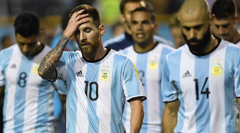 Copa America : L'Argentine s'incline face à la Colombie 2-0 , et le Brésil bat la Bolivie 3-0, vidéo