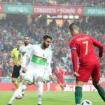 Portugal 3 - Algérie 0