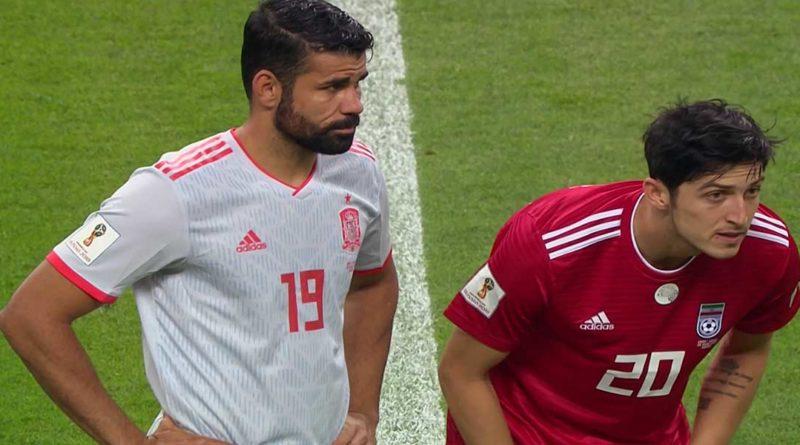 Mondial 2018: Espagne 1 – Iran 0   et la roja se rapproche des huitièmes (vidéo)