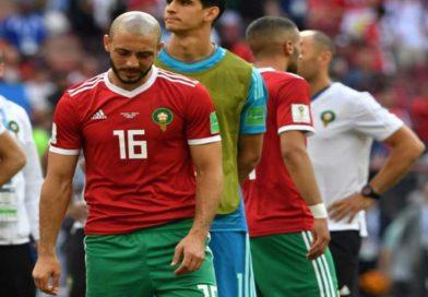 Mondial-2018: Afrique, Le Maroc et l'Egypte quitte la compétition