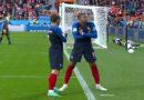 Mondial 2018 – Groupe C : France 1 – Pérou 0 , les bleus sont en 1/8 éme de finale