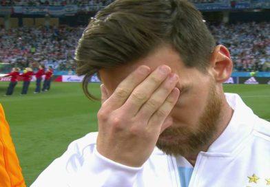 Mondial 2018 – Groupe D : Argentine 0 – Croatie 3 , quelle humiliation, résumé vidéo