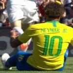 Neymar est forfait pour la Copa America suite à sa blessure en amical face au Qatar