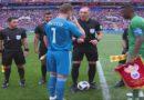 Mondial 2018: l'Uruguay finit en tête du groupe A, 2e place pour la Russie battue 3-0