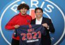 PSG: Le Franco-Algérien Yacine Adli signe son premier contrat pro