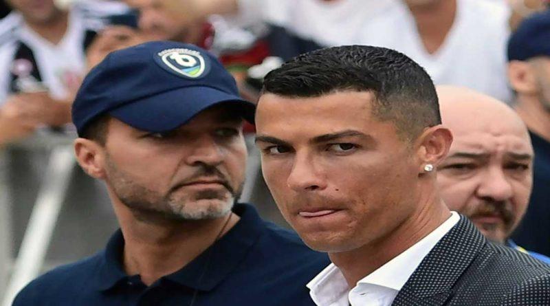Transfert : Cristiano Ronaldo débarque à la Juventus de Turin
