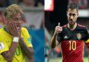 Mondial 2018 : Brésil-Belgique, un affrontement entre deux ténors
