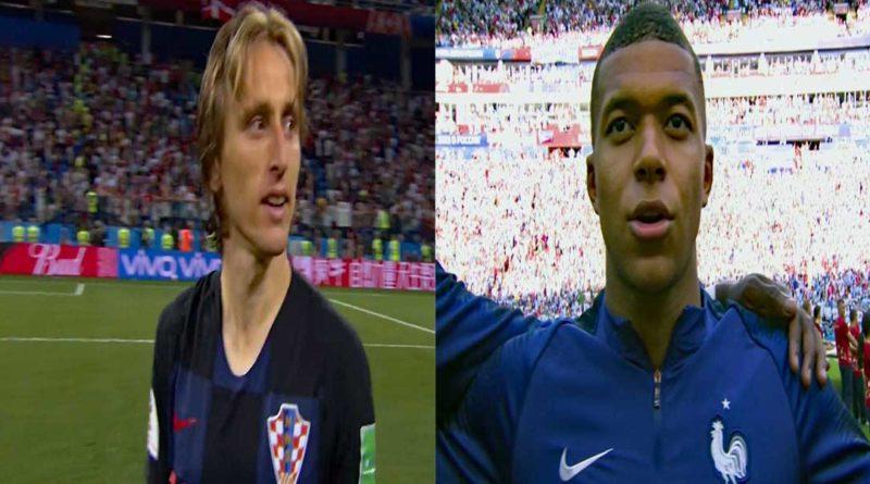 Mondial-2018: France – Croatie une finale inédite