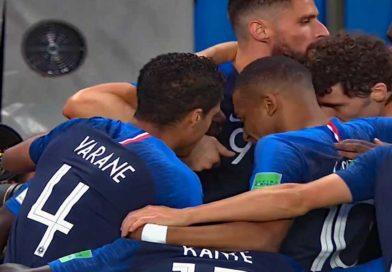 Finale Mondial 2018 : France 4 – Croatie 2 , les bleus sur le toit du monde, résumé vidéo