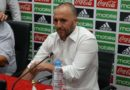 CAN 2022 : Belmadi y travaille