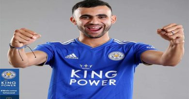 Rachid Ghezzal rejoint Leicester City pour une durée de quatre ans.