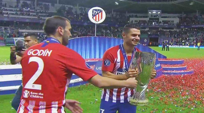Supercoupe d'Europe : l'Atlético sa première finale face au Real de Madrid (4-2), vidéo
