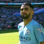 Mahrez buteur face à Burnley