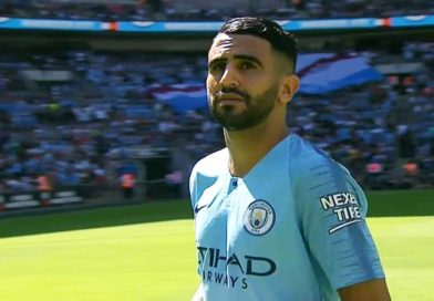 Premier League : le but de Mahrez face à Burnley, vidéo