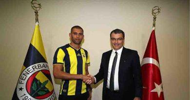 Transfert : Islam Slimani s'engage officiellement avec le Fenerbahçe de Turquie