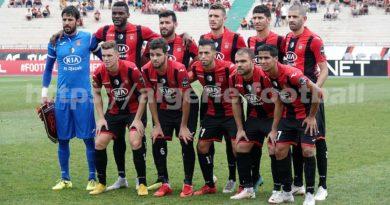 Ligue 1-USM Alger: sans salaire depuis six mois, les joueurs entament une grève