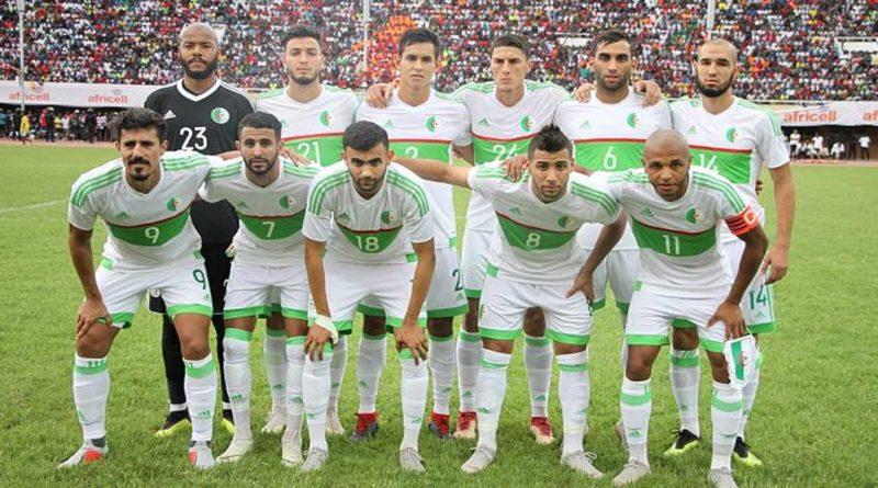 Classement FIFA: l'Algérie dégringole à la 69e place