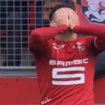 Les verts : Rennes 1 – Paris SG 3 , comment a joué Bensebaïni ? vidéo