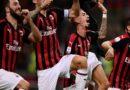 Calcio : Milan AC 2 – AS Roma 1 , les Rossoneri à la dernière seconde, vidéo