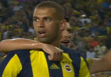 Super Lig : Le but de Slimani avec le Fenerbahçe, face au Keyserispor ( vidéo )