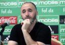 Djamel Belmadi répond aux questions de faf.dz, vidéo