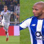 Le match de Brahimi face à Feirense et le carton rouge de Slimani
