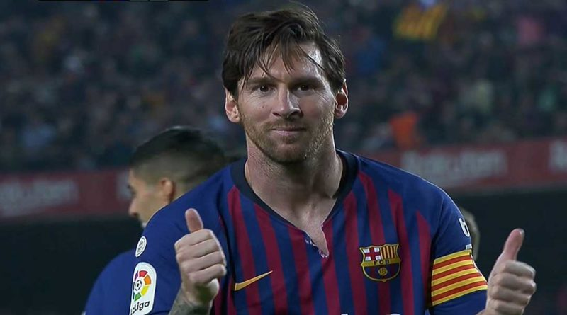 Liga : Le FC Barcelone perd Messi pour 3 semaines, après avoir battu le FC Seville 4-2, vidéo
