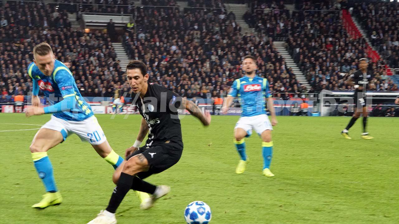 France : Montpellier – Paris SG (1-3)