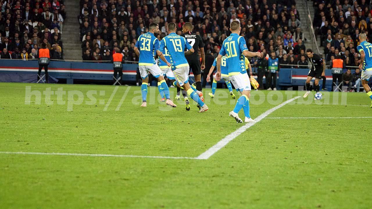SERIE A : Napoli 2 – Juventus 1 – vidéo