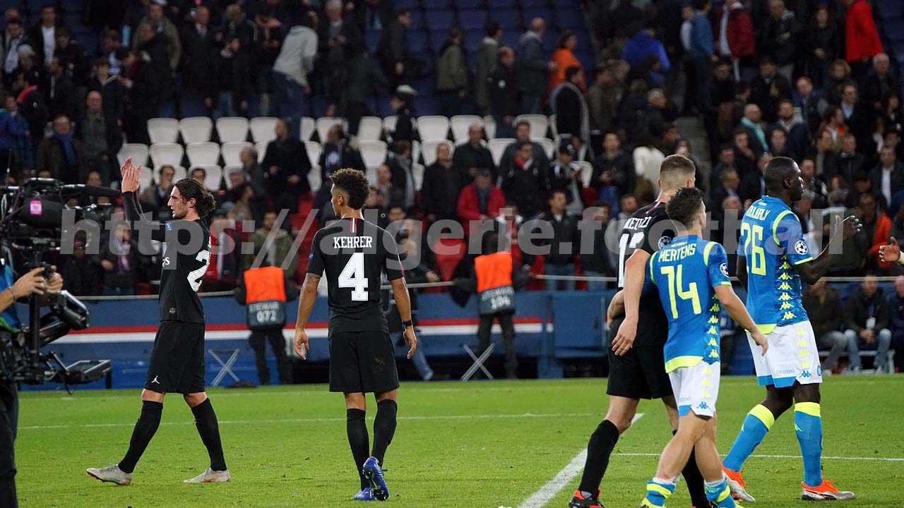 France : PSG 4 – Angers 0