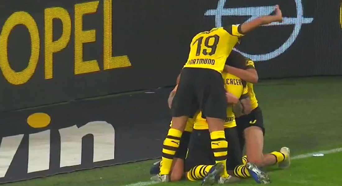 C1 – UEFA : Manchester City 2 – Dortmund 1