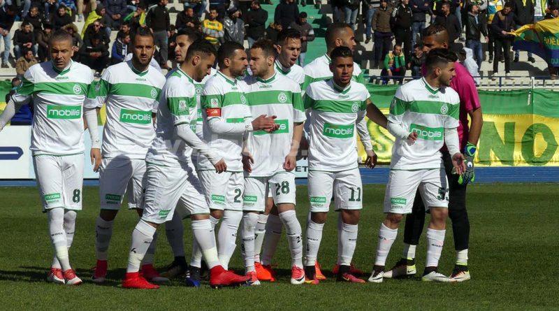 Super-Coupe d'Algérie de football 2018: l'USM Bel-Abbès bat le CSConstantine 1-0