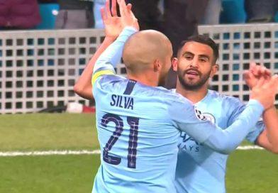 Le but et les deux passes décisives de Riyad Mahrez avec Manchester City face à Shakhtar, vidéo