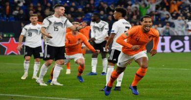 Ligue des nations: les Pays-Bas privent la France du Final Four, vidéo
