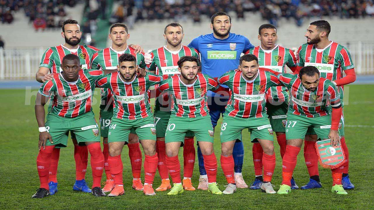 Coupe Arabe : Dhofar 1 – MCAlger 1