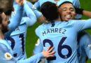 Premier League : Manchester City – Everton (2-1) , Riyad Mahrez passeur décisif, vidéo