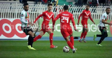 Coupes Africaines: le programme des matchs du CRB et du MCA