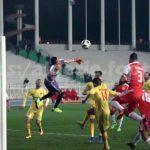 Quart de finale aller – Coupe d'Algérie : CRB 0 – NAHD 1 , les images et les réactions du match