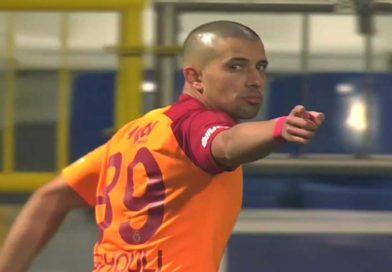 Galatasaray : Sofiane Feghouli trois fois buteur face à Kasimpasa, vidéo